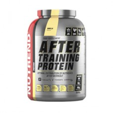 Протеин After Training Protein, Nutrend, 2520 гр, после тренировки, ваниль