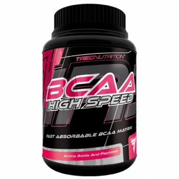 BCAA High Speed, Trec Nutrition, кактус, 600 гр
