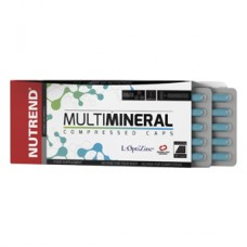 Multimineral Compressed 60 Caps (Мультиминерал Компрессед 60 капсул)