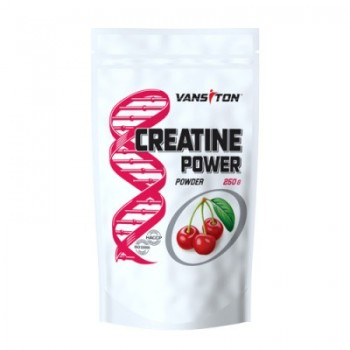 Креатин CREATINE POWER, VANSITON, вишня, 250 гр