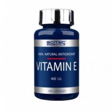 Vitamin Е, Scitec Nutrition, 100 капсул